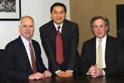 Julex Capital Management, Boston. Offers: Investment management using proprietary software developed by founder Henry Ma, a former hedge fund manager at Geode Capital; firm's quant model aims to deliver consistent returns in both bull and bear markets. Employees: 3. Funding: Self-funded. (Pictured: From left, partners Tony Ash, Henry Ma and Brian Phelan.)