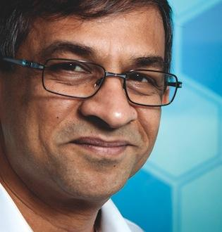 MineralTree CEO BC Krishna sees a big opportunity in providing payments technology to small- and medium-sized businesses.