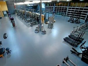 The main Athletes' Performance training center in Phoenix.