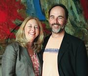 No. 8 in Massachusetts:BackOffice Associates, 86 jobs (pictured: co-founders Patricia and Tom Kennedy)
