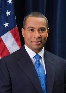 Deval Patrick's new tax plan includes raising the Massachusetts income tax and gas tax, and reducing the sales tax.