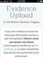 Boston entrepreneurs launch EvidenceUpload.org to aid Marathon bombing probe