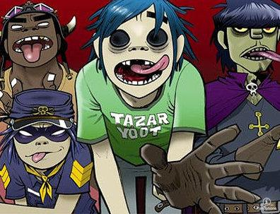 Gorillaz is among the EMI artists that might be featured in new apps developed with help from Somerville's The Echo Nest.