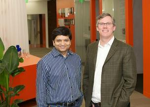 HubSpot's founders, Dharmesh Shah and Brian Halligan, are bullish about the company's long-term prospects. And they mean long-term.