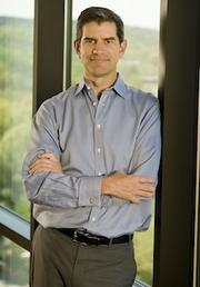 Medium-size business: LogMeIn. Pictured: CEO Michael Simon.