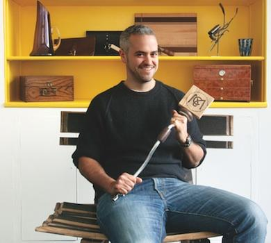Mike Salguero is the co-founder and CEO of CustomMade, which has raised $18 million to expand its site connecting makers and buyers of custom goods.