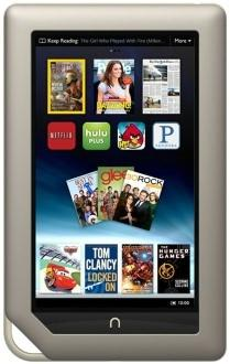 Barnes & Noble, Nook, streaming