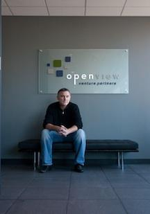 Boston's OpenView Venture Partners closed its third venture capital fund in March at $200 million.