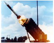 Not the defense sector: Massachusetts firms could lose thousands of jobs tied to U.S. defense spending if the Congressional budget impasse continues into 2013. (Pictured: a Patriot missile, made by Raytheon.)