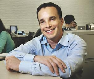 Skyword founder and CEO Tom Gerace says the company is seeking to help clients lure in search and social Web traffic.