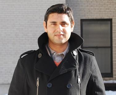 Beto Juarez, a student in the MBA program at MIT Sloan, is the co-founder of A/V equipment rental site SpokeSwap.com.
