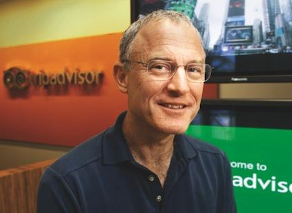 """We're a very big company to just now be starting on TV advertising,"" TripAdvisor CEO and co-founder Stephen Kaufer said in a July interview."