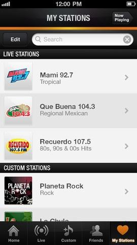 Univision's Uforia music app for Apple iOS will now be powered by technology from The Echo Nest.