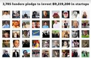 """Crowdfunded startups. President Barack Obama legalized """"crowdfunding"""" by signing the JOBS act, this week."""