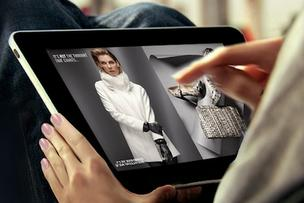 Charlotte-based Belk has released an iPad shopping application.