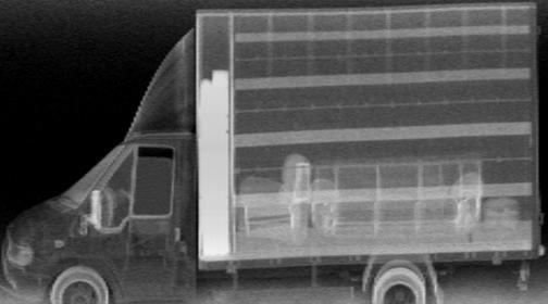 AS&E's patented Z Backscatter technology produces photo-like images  of the contents of a container or vehicle.