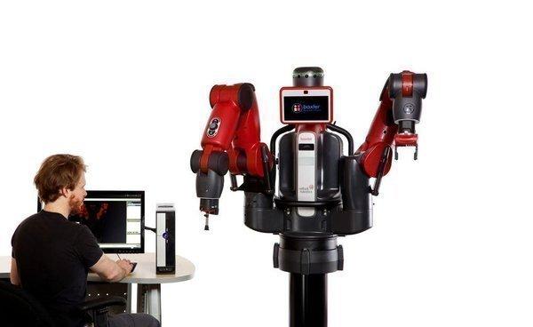 Baxter joins WPI Robotics Engineering!