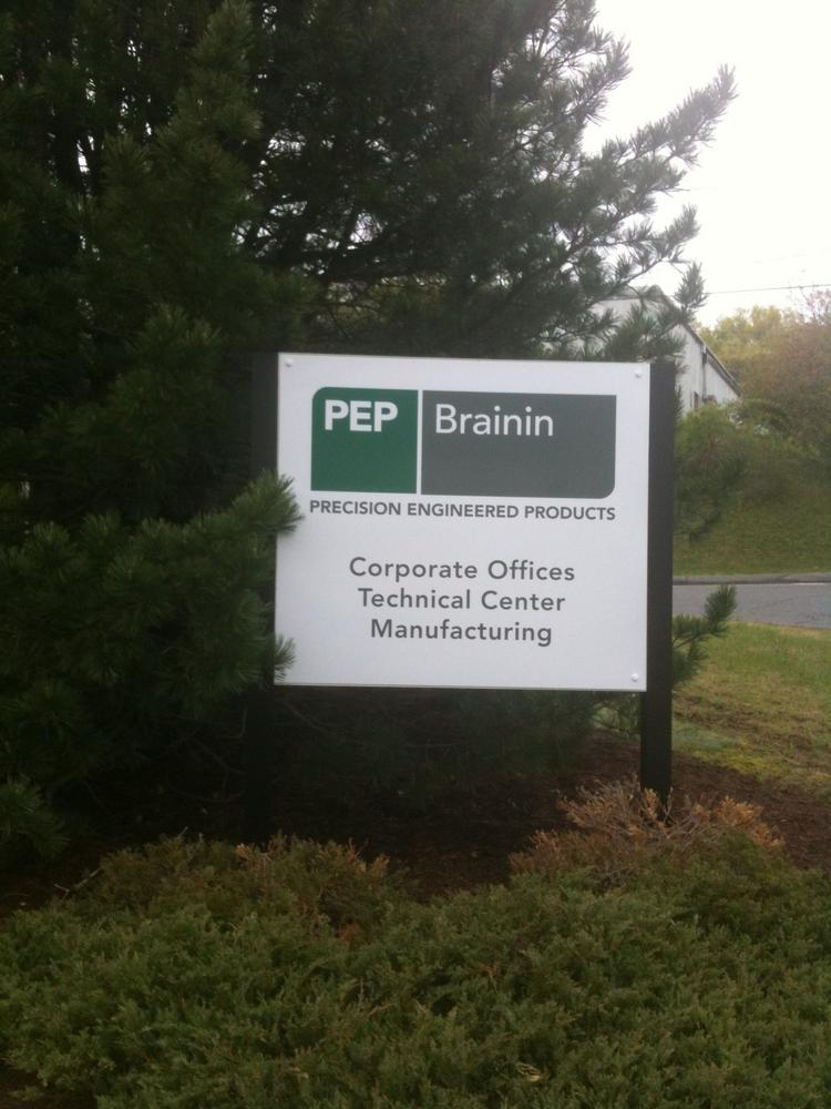 Precision Engineered Products unit Brainin has launched a new research and development test center in Attleboro.