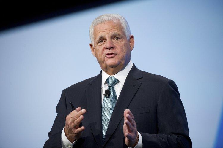 Joe Tucci, chairman and CEO, EMC Corp.