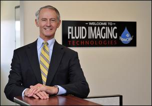Kent A. Peterson, president and CEO of Fluid Imaging Technologies Inc. of Yarmouth, Maine, says the company plans to launch several new products in the next year.