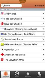 Zappix rolls out app to aid Oklahoma tornado survivors