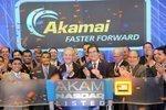 Akamai celebrates 15-year anniversary, rings Nasdaq opening bell (slide show)