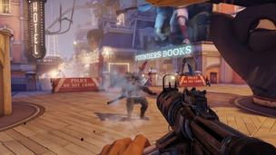 2K Games and Quincy, Mass. Irrational Games are set to release BioShock Infinite on March 26.