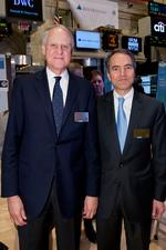Iron Mountain rings the NYSE bell (slide show)