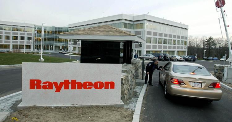 Raytheon Co. in Waltham, Mass. is one of more than a dozen companies to be awarded contracts from the Pentagon totaling $796 million.