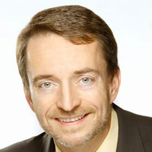 Pat Gelsinger is CEO of VMWare, a subsidiary of EMC Corp. in Hopkinton.