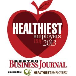 Healthiest Employers of Greater Boston