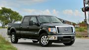 No. 1 - Ford F-Series. Sales: 645,316.