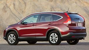 The Honda CR-V was the hottest-selling vehicle in Massachusetts in 2011. Honda surged in September auto sales across the nation, but GM and Ford still lead.