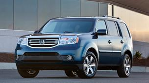 The 2012 Honda Pilot is one of the models affected by the recall.