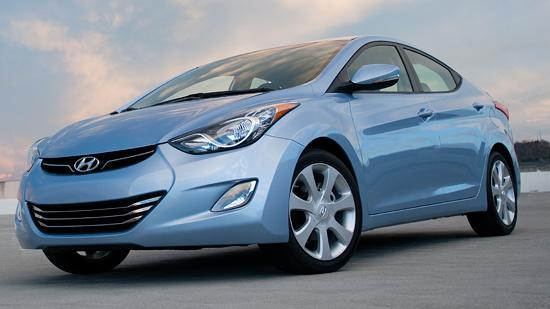 The Hyundai Elantra was one of the bright spots for sales of Alabama-made automobiles in November.
