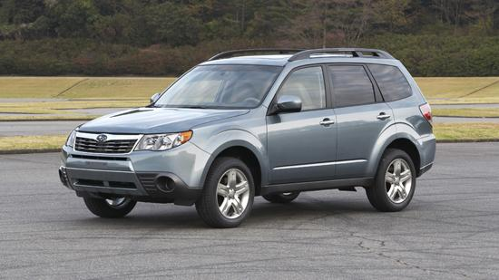 Subaru is coming out with a redesign of the Forester.