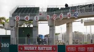 For more photos of JetBlue Park, the Red Sox' new spring training camp, in Ft. Myers, view this slide show.