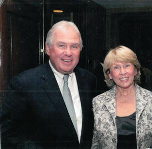 Joseph and Kathy O'Donnell