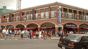 In 2004, the Red Sox renovated the Jeano Building, which also houses the team's ticket office. The renovations brought in Game On!, a sports bar, replacing Ryan Family Amusements, a candlepin bowling alley, once reportedly the only bowling alley inside a major league baseball stadium.