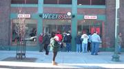 In 2004, a garage on Lansdowne Street, next to the back of the park, became an on-air studio for WEEI 850 am.