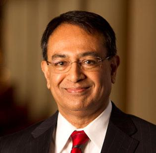 UMass Amherst Chancellor Kumble Subbaswamy said one factor that helped speed the renovation along, is the 'long and fruitful history of collaboration between chemistry and biochemistry' at the campus.