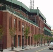 An expansion of the Fenway Park clubhouse included significant work on the clubhouse, the batting cages and a tunnel between the clubhouse and the field, the Boston Globe reported in 2004.