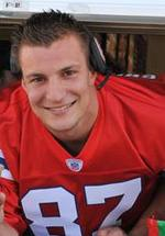 Pats' star <strong>Gronkowski</strong> sells 'party pad'
