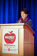 BBJ Healthiest Employers: Photos from Thursday's event