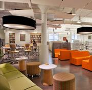 #2. Gilbane Building Co. 2010 Mass. dollar volume: $415.2 million. The company recently completed an interior tenant fit-out for Interaction Associates in Boston, pictured here.