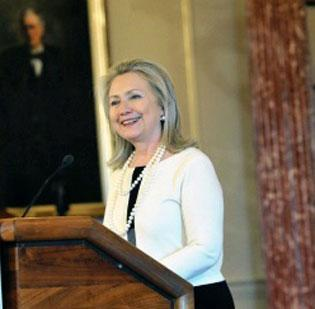 Former Secretary of State Hillary Rodham Clinton is on the American Lawyer's list of the 50 top innovators in the profession. Clinton wasnoted for her work on the American Bar Association's Commission on Women in the Profession in the 1980s.
