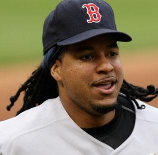 Los Angeles Dodgers' owner Frank McCourt filed for Chapter 11 bankruptcy protection for the team, Monday. The franchise owes Manny Ramirez $21 million - putting the former Boston Red Sox and (briefly) Rays slugger at the top of the organization's list of creditors.
