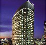 CB Richard Ellis is the leasing broker for 33 Arch St. The downtown Boston office building sold this year to TIAA-CREF for $360 million. CB Richard Ellis hung onto the No. 1 spot on the BBJ's list, with 10.6 million square feet leased in 2010, and 616 transactions. The firm reported it employs 83 licensed brokers.