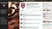 No. 5. Harvard University. @Harvard. 57,324 followers.