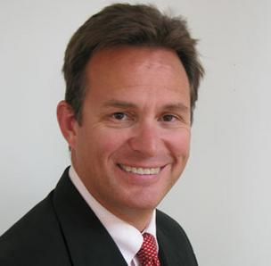 Photo of Clovr CEO Tom Burgess.